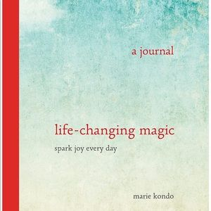 Life Changing Magic 3 Year Journal by Marie Kondo